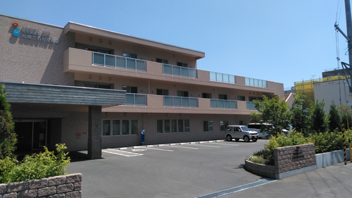 特別養護老人ホーム札幌こもれびの家