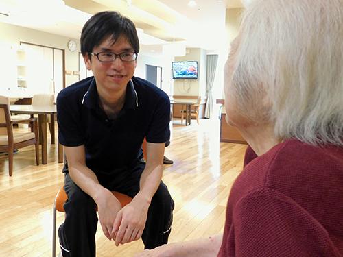特別養護老人ホームシルバーピアみずほのイメージ写真3102