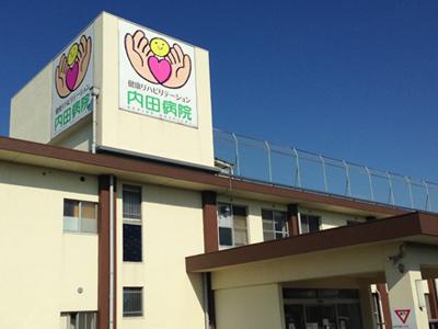 健康リハビリテーション内田病院