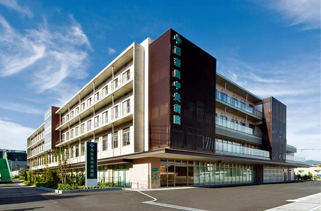 西奈良中央病院